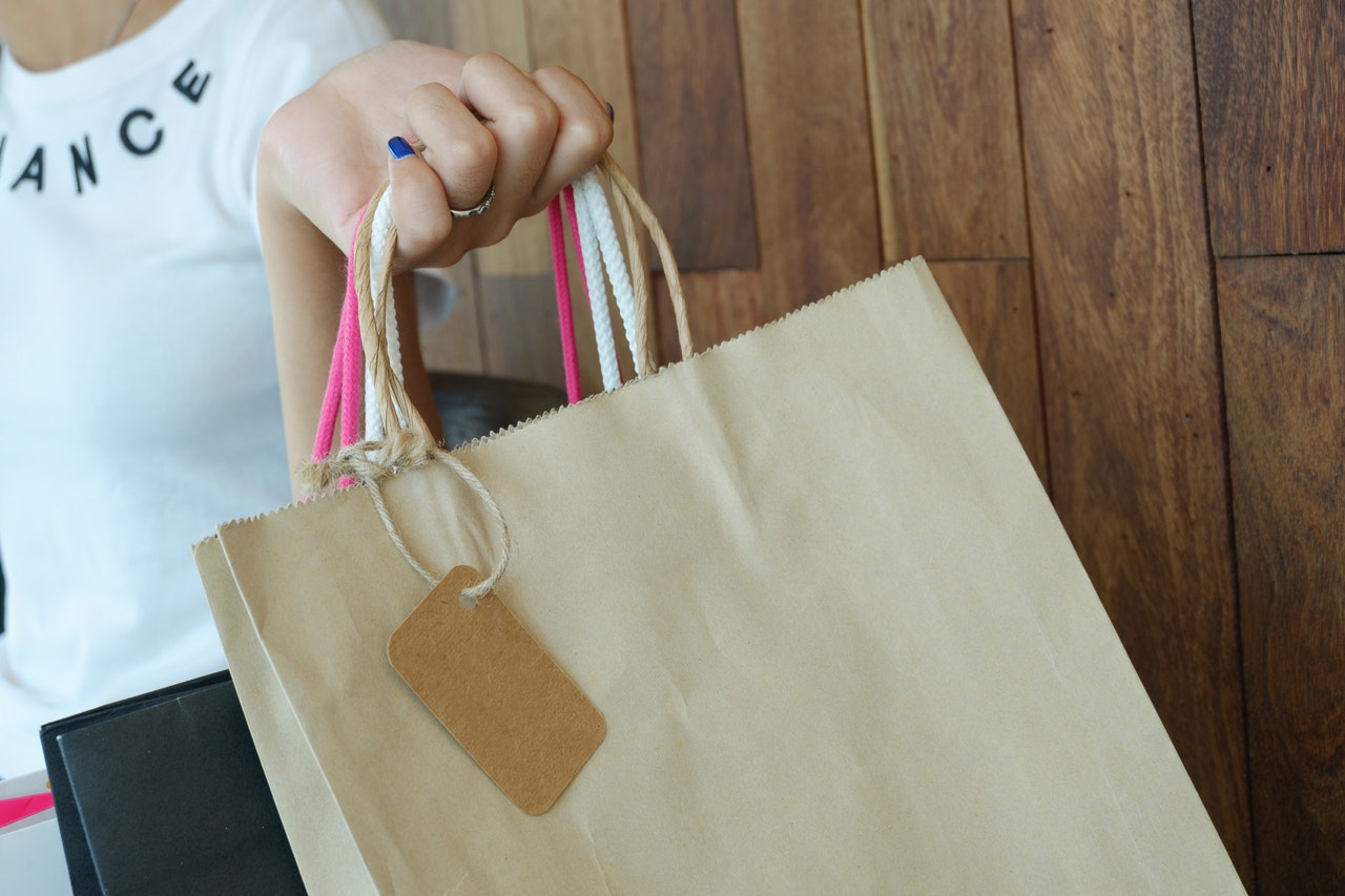 Could recycled paper bags be the answer for a greener planet?