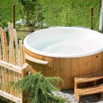 Upgrade Your Cottage with a Hot Tub and Decking