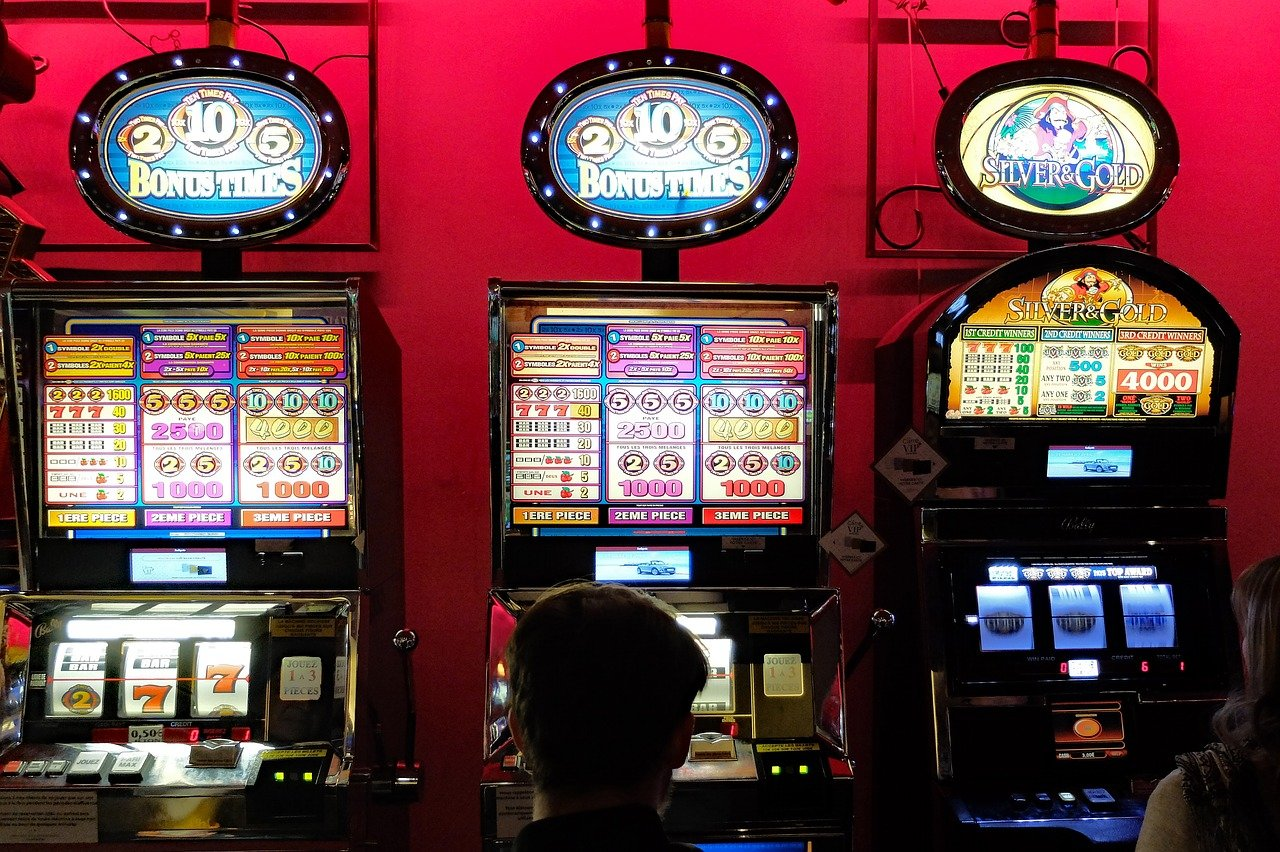 Slot games with high RTP