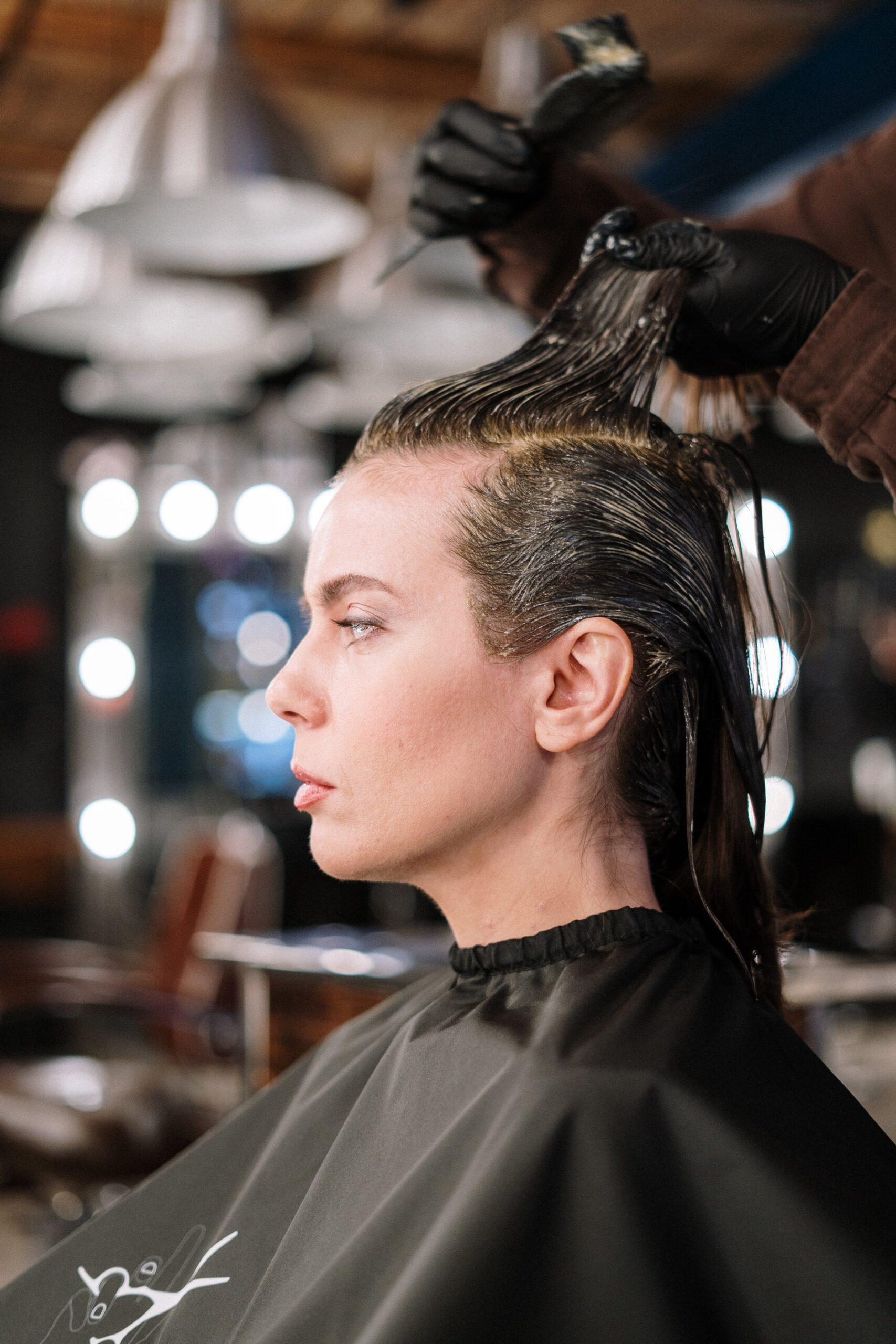 Non Toxic Hair Dye